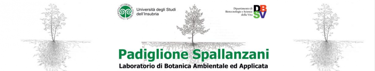 Laboratorio di Botanica Ambientale Applicata